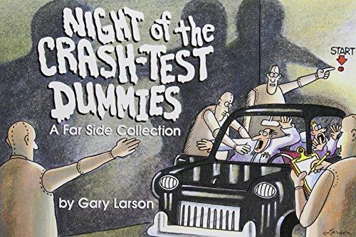 9780836220490: Night of the Crash-Test Dummies