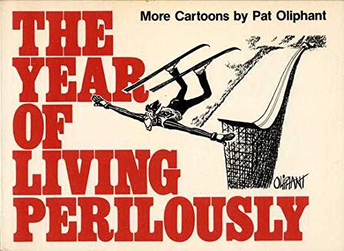 9780836220568: The Year of Living Perilously: More Cartoons