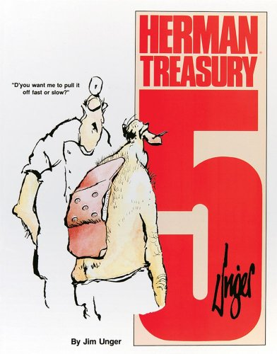 9780836220834: Herman Treasury 5
