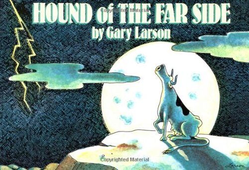 9780836220872: Far Side (Small) Hound Of The Far Side (Far Side Books, Collection No 7)