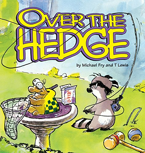 9780836221220: Over the Hedge