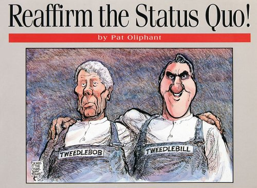 9780836221350: Reaffirm the Status Quo!: More Cartoons