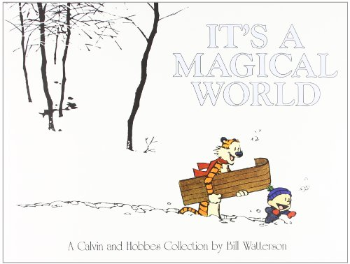 9780836221367: It's A Magical World: A Calvin and Hobbes Collection