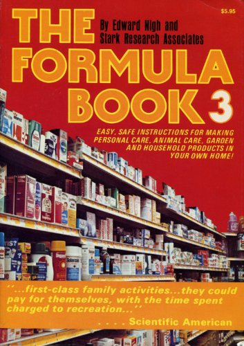 The Formula Book 3: Nigh, Edward