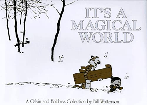 9780836222340: Calvin & Hobbes: It'S A Magical World (Hd)
