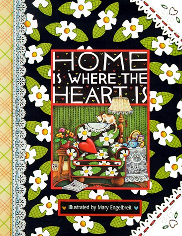 9780836222999: Home Is Where The Heart Is (Main Street Editions Gift Books)