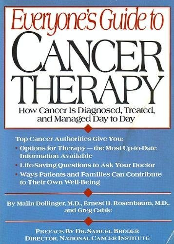 General books about cancer