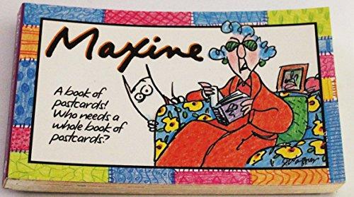 9780836225082: Maxine Postcard Book