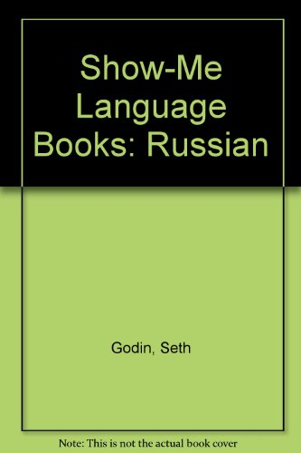 Show-Me Language Books: Russian (100 Common Questions & Phrases in Large Flash-Card Format)