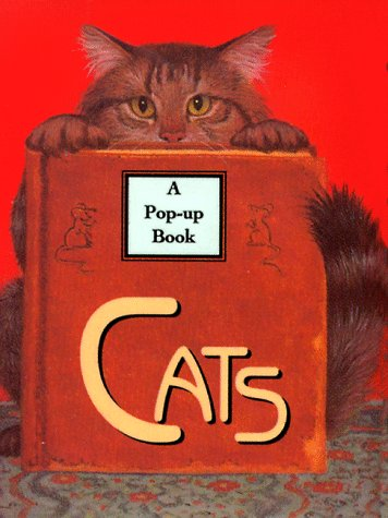 9780836229547: Cats: A Pop-up Book (Tiny Tomes (Pop Ups))