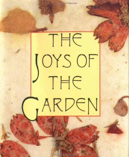 The Joys Of The Garden: Editors