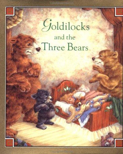 9780836230253: Goldilocks and the Three Bears (Little Books)
