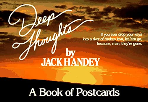 9780836232066: Deep Thoughts: A Book of Postcards