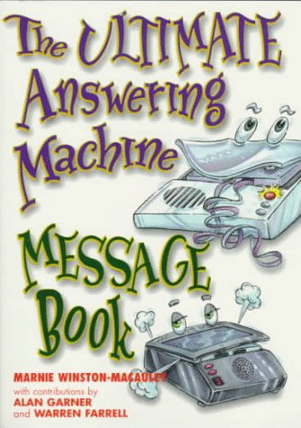 9780836232257: The Ultimate Answering Machine Message Book