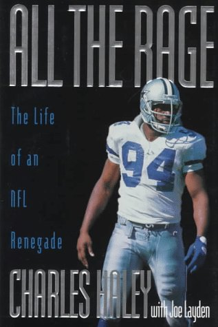 9780836235876: All the Rage: The Life of an NFL Renegade