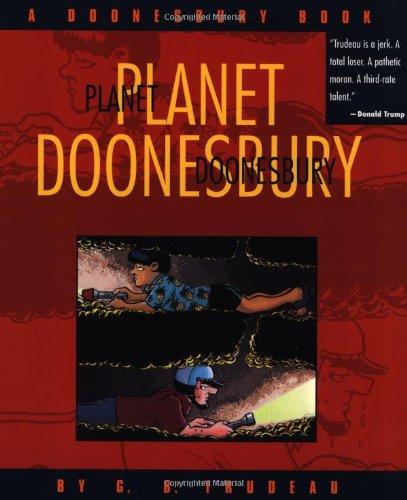 9780836236866: Planet Doonesbury: A Doonesbury Book