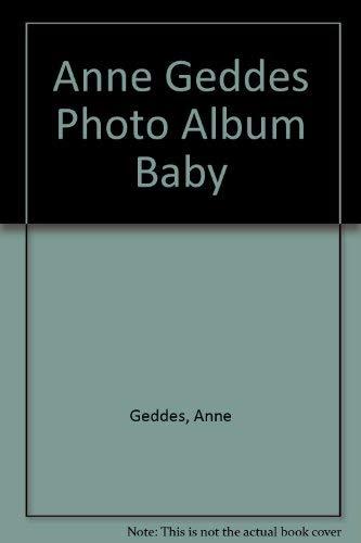 9780836236972: Anne Geddes Photo Album Baby