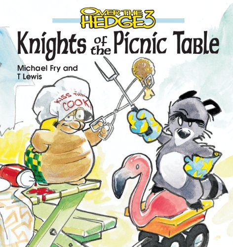 9780836237313: Over the Hedge: Knights of the Picnic Table