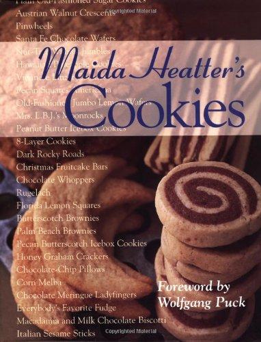 Maida Heatter's Cookies (Maida Heatter Classic Library): Heatter, Maida