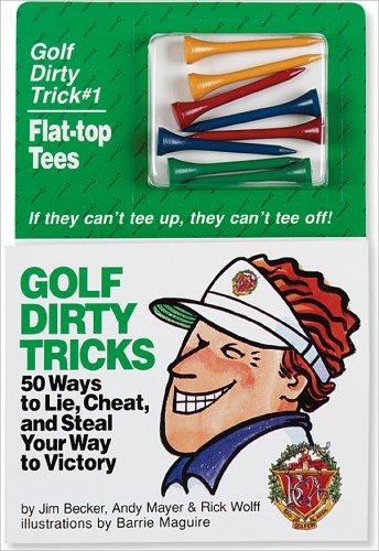Golf Dirty Tricks: Jim Becker; Andy