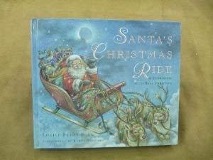 9780836245059: Santa's Christmas Ride: A Storybook with Real Presents