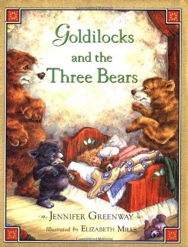 Goldilocks and the Three Bears (Children's Classics: Ariel Books