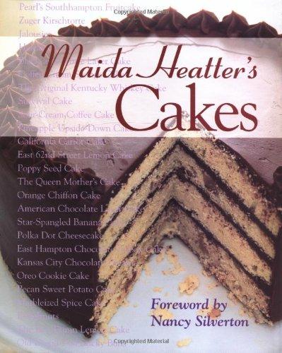 Maida Heatter's Cakes: Heatter, Maida