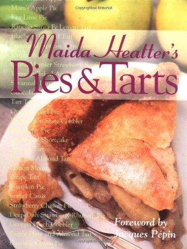 9780836250756: Maida Heatter's Pies and Tarts (Maida Heatter Classic Library)