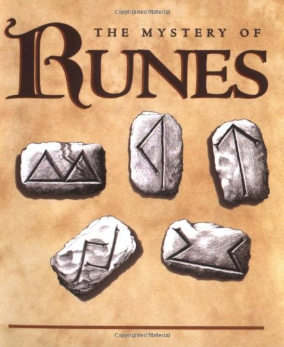 The Mystery of Runes (Little Books): Lipari, Paul