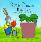 Rosie Plants a Radish: A Lift-The-Flap Natur: Petty, Kate, Scheffler,