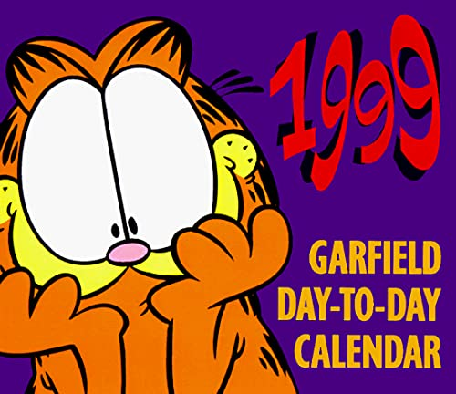 9780836255454: Cal 99 Garfield Day-To-Day Calendar