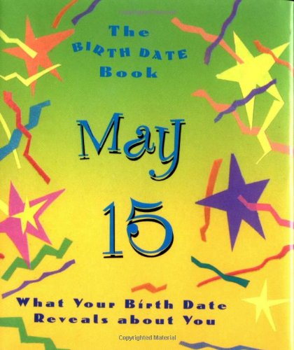 Birth Date Gb May 15: Ariel Books