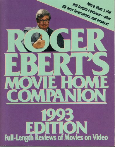 9780836262438: Roger Ebert's Movie Home Companion