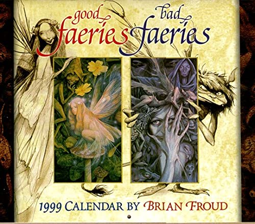9780836266313: Faeries Calendar: 1999