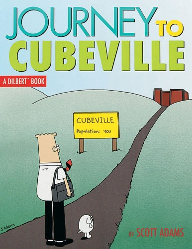 9780836267457: Journey to Cubeville (Dilbert Book)