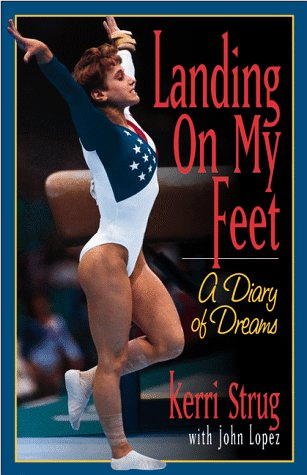9780836269444: Landing on My Feet: A Diary of Dreams