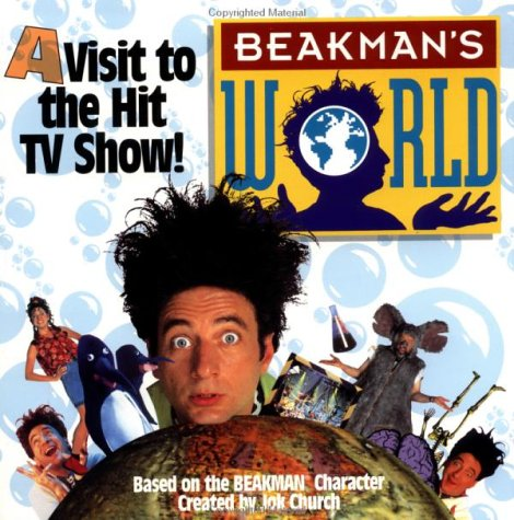9780836270051: Beakman's World:: A Visit to the Hit TV Show (You Can with Beakman & Jax)