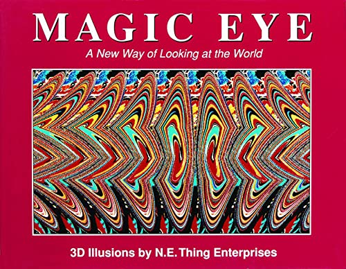 MAGIC EYE II NOW YOU SEE IT,3D: N. E. Thing
