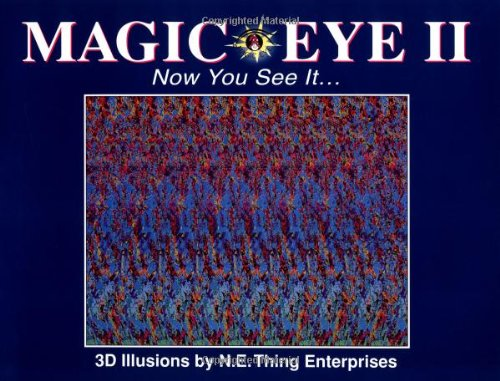 9780836270099: Magic Eye II: Now You See it