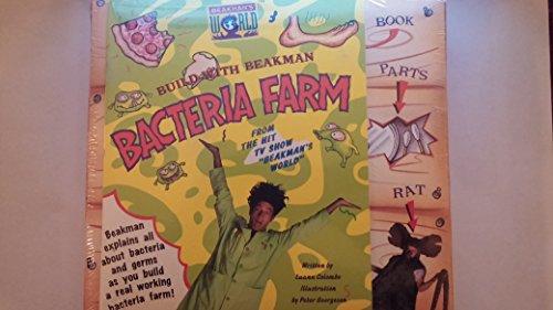 9780836270136: Build With Beakman: Bacteria Farm/Book, 5 Petri Dishes, Cardholder, Gelatin, and Swabs (Beakman's World)