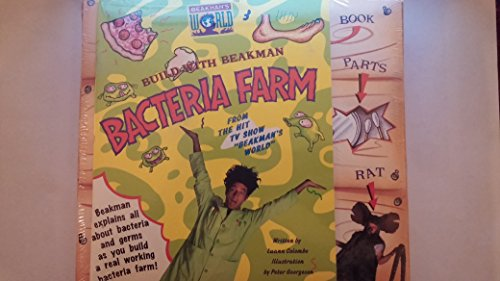 9780836270136: Build With Beakman: Bacteria Farm/Book, 5 Petri Dishes, Cardholder, Gelatin, and Swabs (Beakman's World)