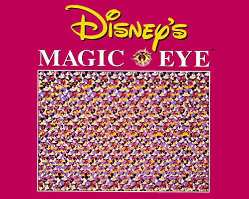 9780836270204: Disney's Magic Eye : 3D Illusions