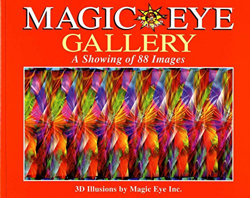 9780836270440: Magic Eye Gallery: A Showing of 88 Images
