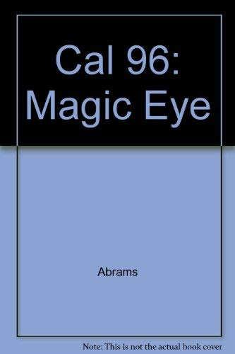 9780836272130: Cal 96: Magic Eye