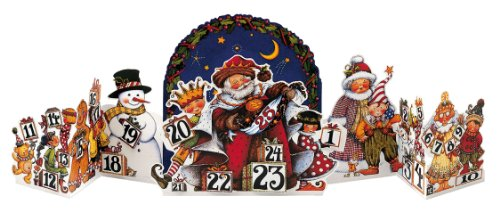 Mary Engelbreit's Countdown to Christmas (0836272250) by Engelbreit, Mary