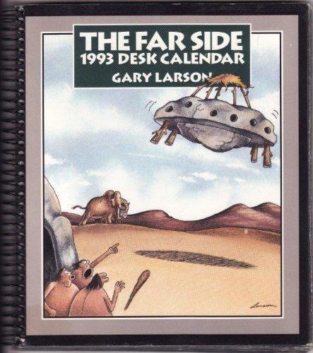 9780836273120: The Far Side 1993 Desk Calendar (The Far Side)