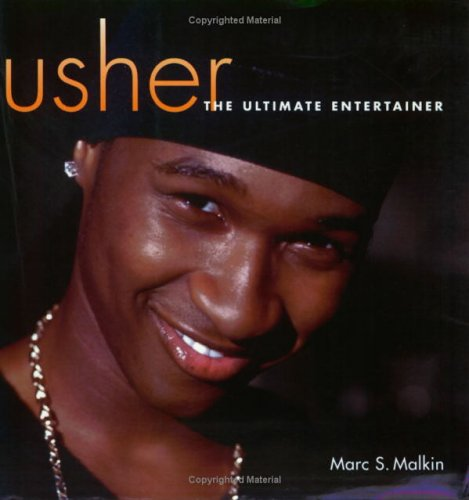 9780836278408: Usher : The Ultimate Entertainer