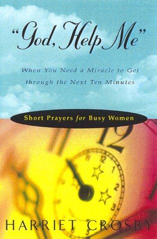 9780836278576: God, Help Me: Short Prayers for Busy Women