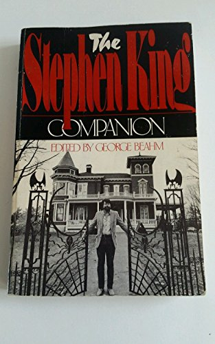 9780836279788: The Stephen King Companion