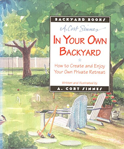 A cort sinnes used books rare books and new books for Design your own back garden